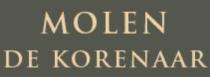 Logo molen de korenaar